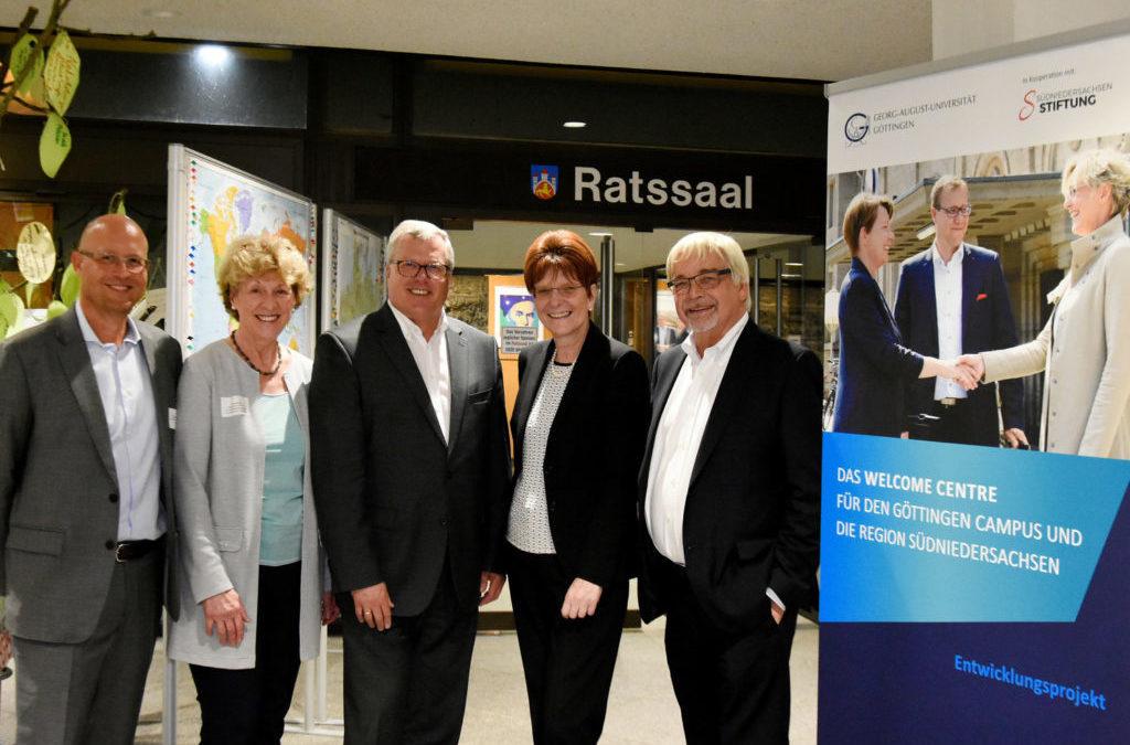 Welcome Centre eröffnet Regionalbüro in Göttingen